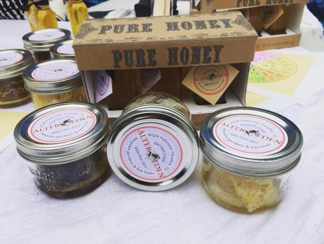 ae honey product wqw event